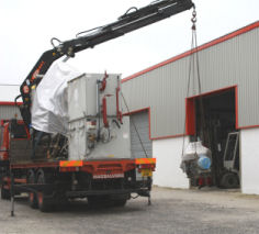 Crane and HIAB Deliveries
